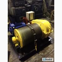 Лебедка электрическая монтажно-тяговая ЛМ-2, ЛМ-3, 2, ЛМ-5