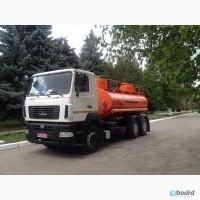 Продам новый топливозаправщик АТЗ-12 на шасси МАЗ-6312