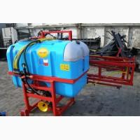 Продам опрыскиватель 600 литров 12, 14 метров штанга со стабилизацией