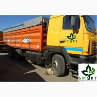 Компания Смарт Агро Инвест продает зерновоз МАЗ 650108