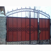 Продажа, установка ворот в Кривом роге