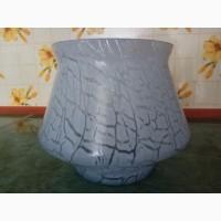 Продам вазу стеклянную красивую без дефектов