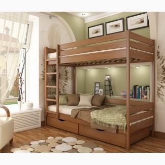 Кровать двухъярусная детская Дуэт. Акция и бонус к заказу