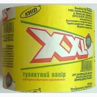 Туалетная бумага Новий Київ XXL более 100 м/1 рулон