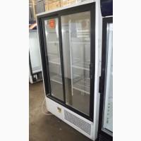 Шкаф холодильный б/у со стеклянными дверьми MAWI SCH800 объем 800 л