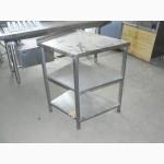 Столы производственные б/у из нержавейки
