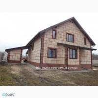 Канадская каркасная технология строительства из сип панелей в Харькове от производителя