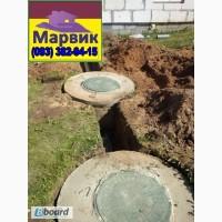 Устройство канализации в Киеве и области