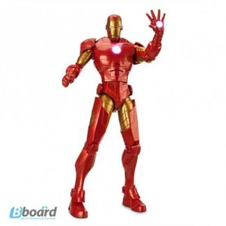 Подвижная говорящая фигура Железный человек Iron-Man от Marvel, Disney Store