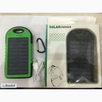 Купить Зарядное устройство на солнечной батарее Solar Charger оптом от 100шт