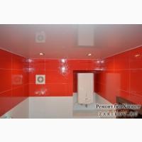 Ремонт ванной комнаты в Луганске