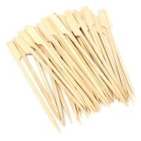 Шпажки деревянные Medium 9см. 100шт
