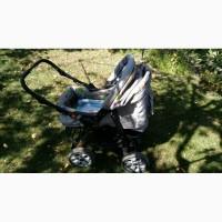 Продам детская коляска трансформер 3в1 Viki Karina Victoria Gold