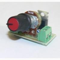 Регулятор мощности симисторный до 1 киловатта на BT136