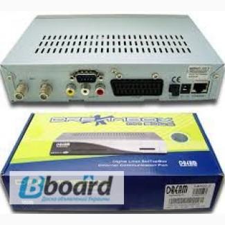 Мультимедийный cпутниковый ресивер DREAMBOX DM500S