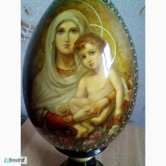 Картина на яйце