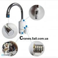 Кран водонагреватель электрический надежный и модный 2200Вт Гарантия