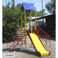 Детские комплексы и площадки