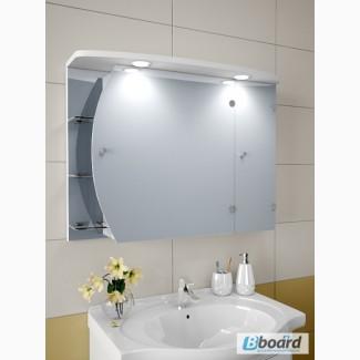 Шкафчик зеркальный A 88 - N