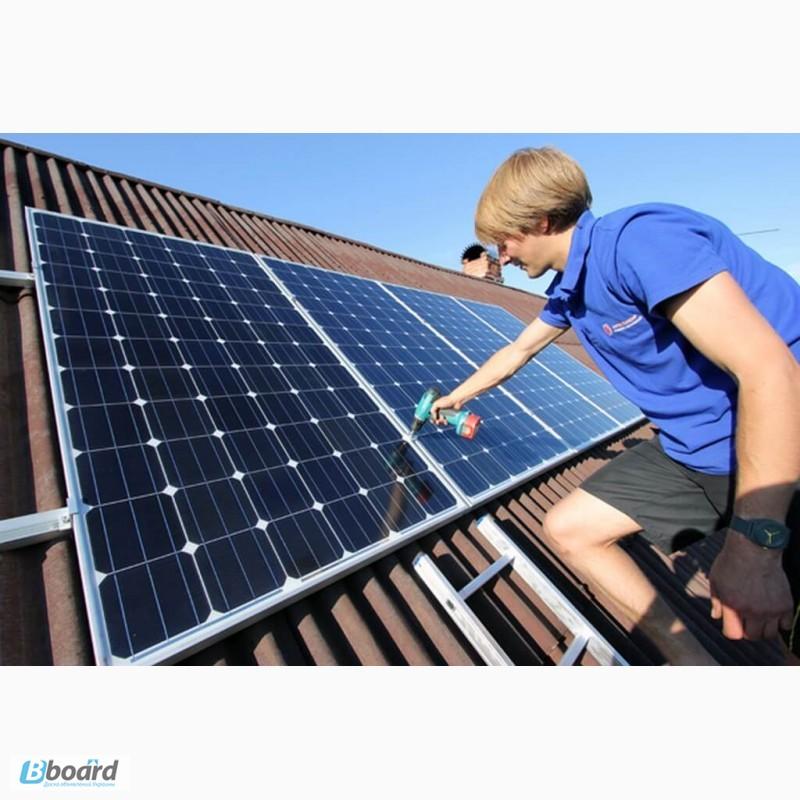 Солнечная батарея для воды