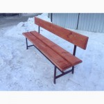 Скамейка 4 «Классик» под заказ
