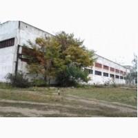 Комплекс производственно складских строений с.Красноселка