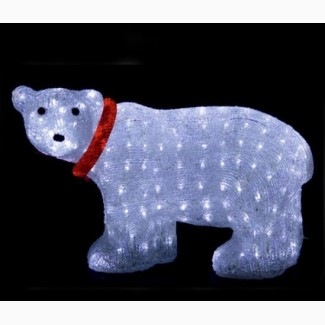 Светодиодные LED 3D фигуры Подарки Сувениры из металла