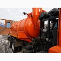 Ассенизация, Выкачка выгребных ям, Прочистка канализационных труб, Илосос