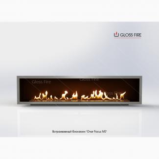 Биокамин «Очаг Focus MS-арт.008» ТМ Gloss Fire