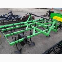 Культиватор 3, 2 м лапа стрілчата з катком фірми Bomet (PL)