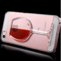 Чехол бокал вина для iPhone 5/5S/SE, 6/6s/6plus, 7/8