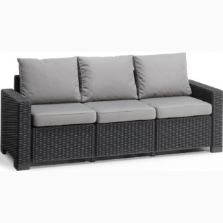 Садовая мебель Allibert California 3-Seater Sofa