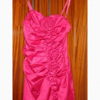 Платье розовое Rinascimento 44/S размер-size