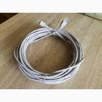 Lan кабель, 1 Гбит/с, 8 жил, CAT5E, UTP