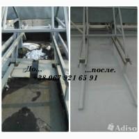 Профессиональная укладка и ремонт полимерной мембраны ПВХ и ТПО