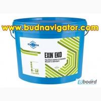 Износостойкая малярная краска с повышенной белизной EXIN EKO, чешского производства