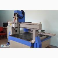 CNC-1212-1R Фрезерний 3D верстат ЧПУ з токарною приставкою для різьблення дерева