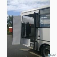 Переоборудование автобусов любых моделей