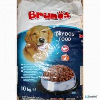 BRUNOS DRY DOG FOOD для вашего любимца. Отповым покупателям скидка!!!
