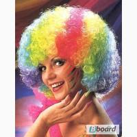 Прокат карнавальных париков