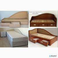 Кровать из массива ясеня от производителя ЧП Калашник