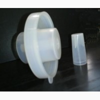Гидрозатвор для бутылей и банок