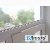 Приточно-вентиляционный клапан проветриватель New Air на пластиковые окна