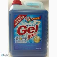 Гель концентрат для стирки ТМTriniti(Тринити) 5, 5 литра на 110 стирок оптом-75грн
