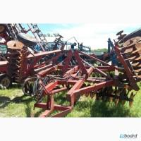 Продажа сельхозтехники. Дисковая борона CASE IH International 490 под трактор 200л