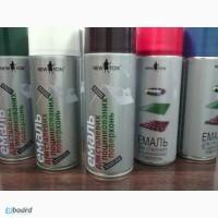 Краска-эмаль для профнастила и металлочерепицы