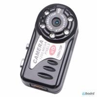 Q7 HD Mini DV Мини цифровая видеокамера 12мп 1080 Р беспроводная