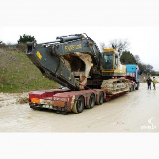 Негабаритные перевозки Одесса, перевозка негабаритных грузов тралом в Николаеве. Негабарит