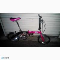 Продам б/у велосипед женский
