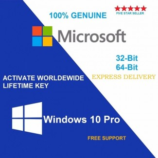 Windows 10 Pro легальный ключ